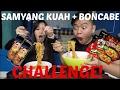 SAMYANG KUAH + BONCABE LVL 15 CHALLENGE!!!