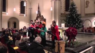 El Nacimiento - Neujahrskonzert 10. Januar 2015, Kirche St. Medard, Bendorf