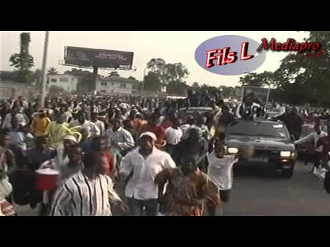 WERRASON - LIVE STADE DES MARTYRS. [Part 1 of 2]