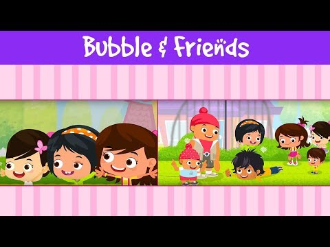 Bubble & Friends Compilation I Teamwork & Fun Activities For Kids | Short Motivational Stories