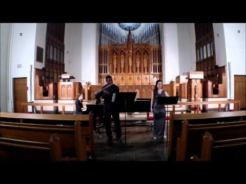 JS Bach Canata BWV 209 mvt 2