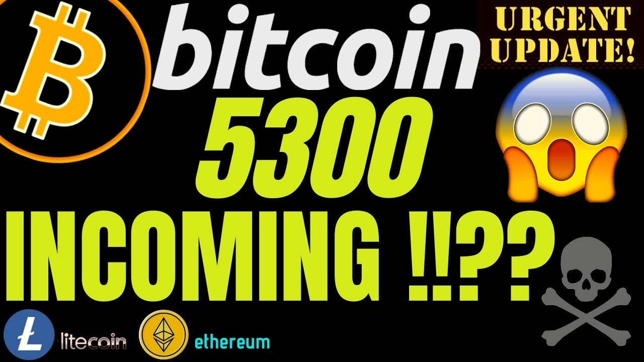 URGENT BITCOIN CRASH!!! BITCOIN LITECOIN and ETHEREUM  price prediction, analysis, news, trading