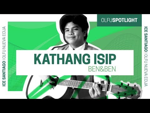"""Ben & Ben&39;s """"Kathang Isip"""" cover by Aisle Louise Santiago"""