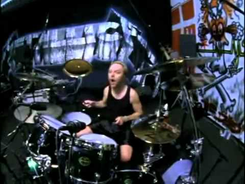 Metallica   In Studio 2003 St Anger Full DVD