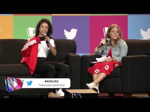 Liza Koshy Q&A - VidCon 2017