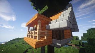 Как построить ДОМ на ДЕРЕВЕ в Майнкрафт - Minecraft(В этом видео я покажу Как построить ДОМ на ДЕРЕВЕ в Майнкрафт. Да, да мы построим настоящий ДОМ на ДЕРЕВЕ..., 2016-03-08T14:46:18.000Z)