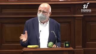🍌🌋 Manolo Marrero sobre la situación que está pasando el sector primario en La Palma