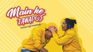 Asiknya Adipati & Vanessa di Whisper Challenge!  #MainKeJawaPos