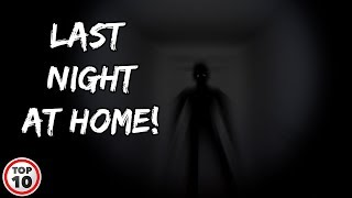 Scariest Game Ever!? - Last Night At Home