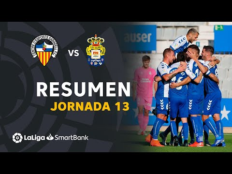 Sabadell CE Las Palmas Goals And Highlights