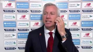 Liverpool 1-2 Crystal Palace Terrific Palace pleases Alan Pardew