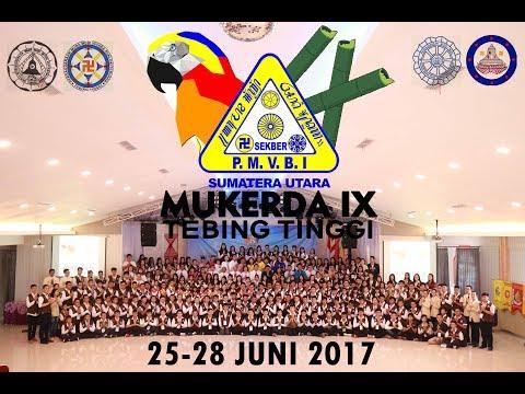 MUKERDA IX & Pelatda (Video) - Sekber PMVBI (Pemuda Buddhayana) Sumatera Utara