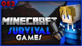 Minecraft Survival Games | Game 52 | Kinda impotant message... + new outro