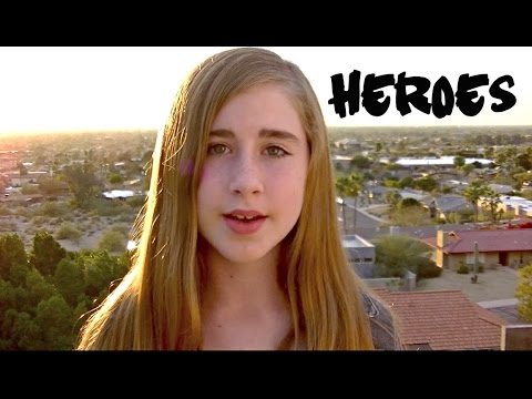 Heroes - Alesso ft. Tove Lo by Samantha Potter