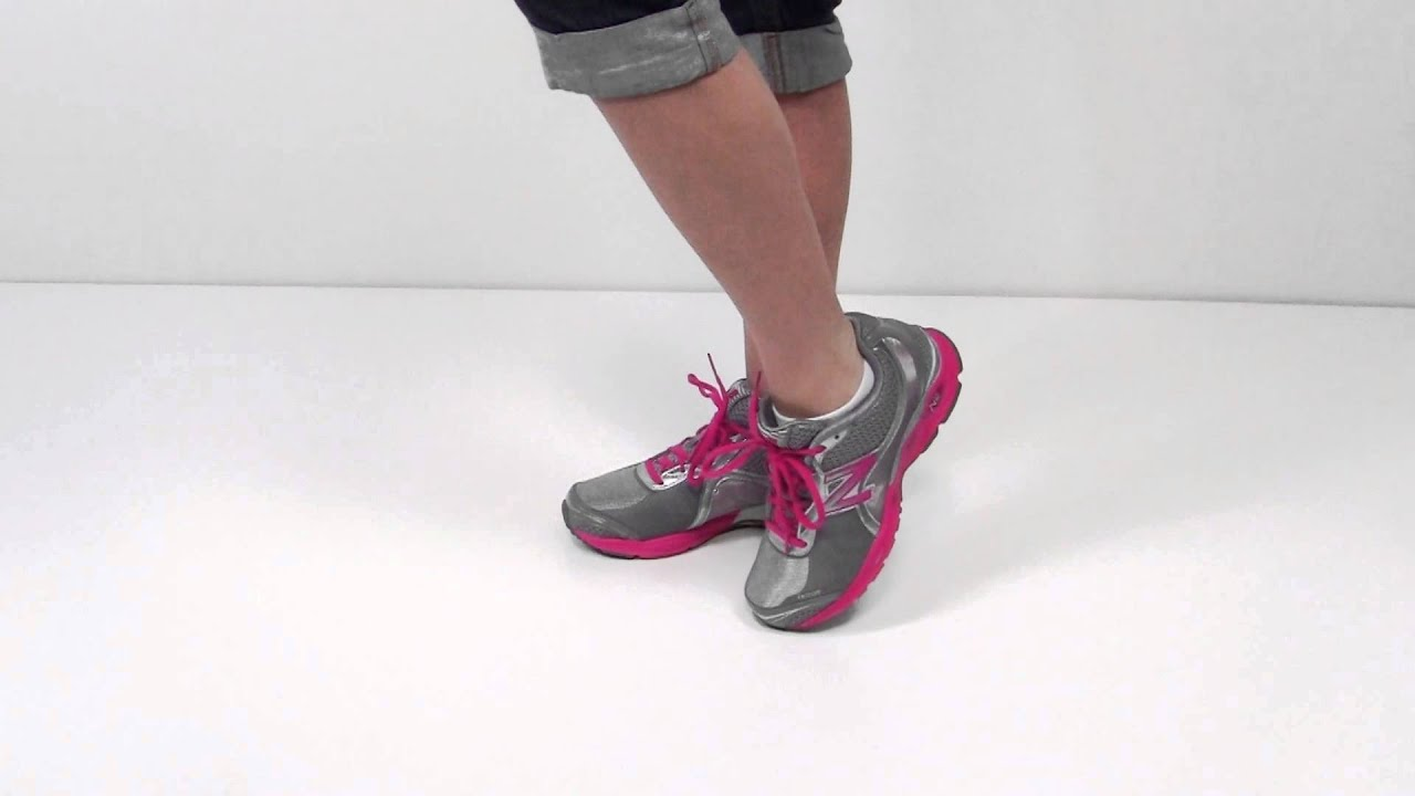 4bc1fc46a6661 New Balance 1765 Women's Fitness Walker - YouTube