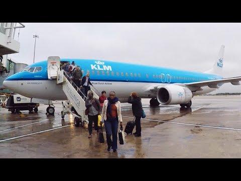 TRIP REPORT- KLM 737-800 Amsterdam Schiphol- Manchester (Economy)
