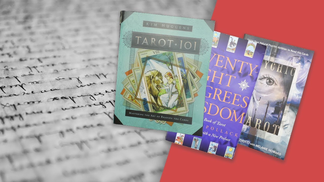 The Best Tarot Books for Beginners - My Favorites