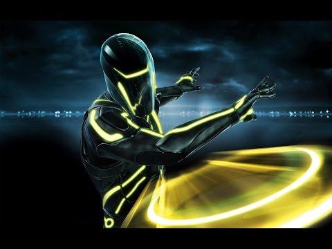 Tron Evolution Full Movie All Cutscenes Cinematic
