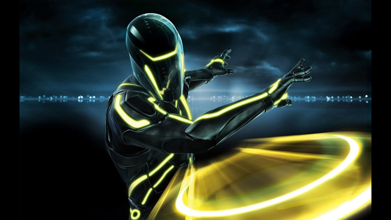 tron evolution full movie all cutscenes cinematic - youtube