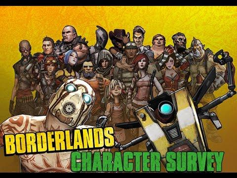 Borderlands: Best Designed Character??!!??