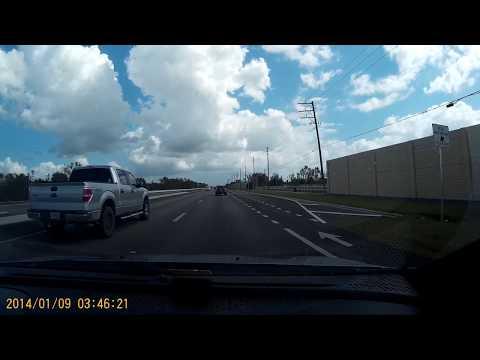 Naples FL to Miami FL  on RT 41 Tamiami Trail Everglades Oct 11, 2017 #1