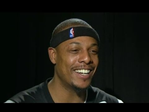 Paul Pierce full interview with Mike Gorman 1/26/2014