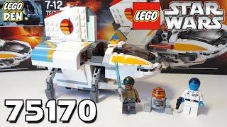 Обзор LEGO Star Wars 75170 - Phantom Mark II (Фантом)