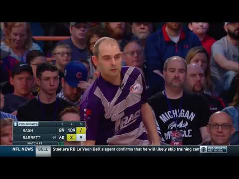PBA Bowling Tour Finals Semifinals 1 06 05 2018 (HD) - GLITCHED