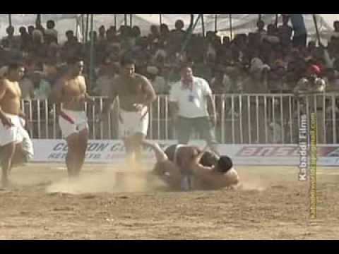 1st world cup punjab 2010 kabaddi   canada vs pakistan part 2 janjua and  lala ubaidullaha