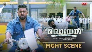 ആരെ തല്ലി ജയിക്കുന്നുവോ അവനാണ് ഹീറോ | Mikhael Movie Mass Fight Scene | Nivin Pauly | Babu Antony