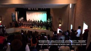 Mississippi Valley State University Playing Devil
