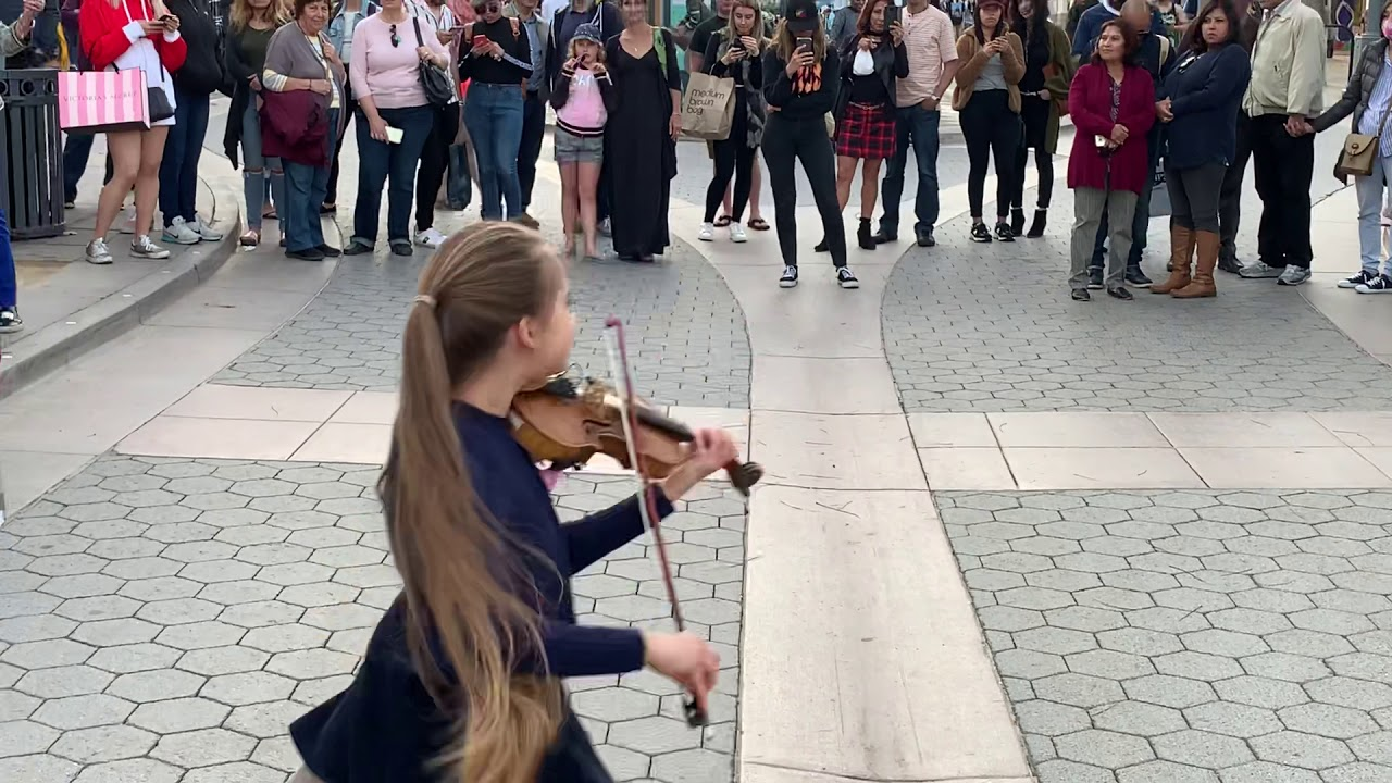 Sunflower (Post Malone) by Karolina Protsenko - Violin Cover (Spider-Man: Into the Spider-Verse)