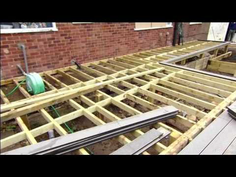 Alan Titchmarsh's Love Your Garden - Ep5 ITV (Timco Wood Com
