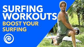 Surfing Workouts - Top Exercises to Boost Your Surfing & Athletic Capacity