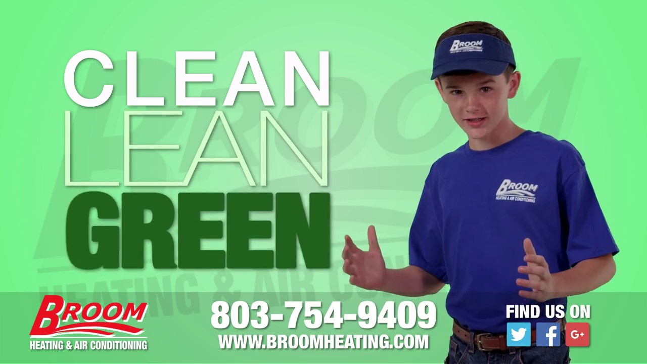 Broom Follow The Leader Tv Ad Heating And Air Conditioning