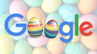 Newest Google Easter Eggs of 2019!