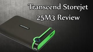 Transcend StoreJet 25M3 Review thumbnail
