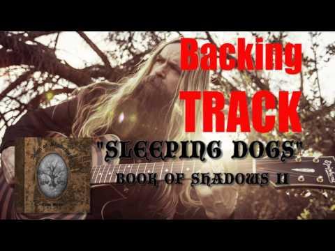 BACKING TRACK Zakk Wylde - Sleeping Dogs -NO GUITAR SOLO NO VOCALS