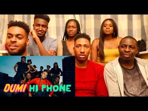 Sho Madjozi & PS DJZ - Dumi Hi Phone ( REACTION VIDEO ) || @ShoMadjozi @PS_DJz