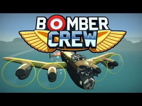 Bomber Crew  - WW2 Bomber Simulation - Let's Play Bomber crew launched