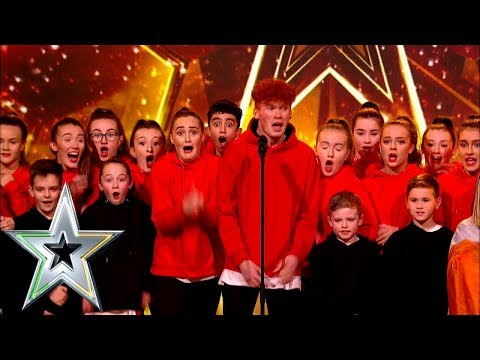 BSD dance their hearts out to win Jason&39;s GOLDEN BUZZER  Ireland&39;s Got Talent 2019