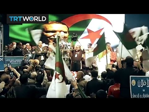 The Newsmakers: Boycotting the Algerian Election