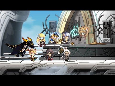 MapleStory Second Blockbuster: Heroes of Maple - Act 2 Full Video (EN/ZHTW/VN Subtitles)