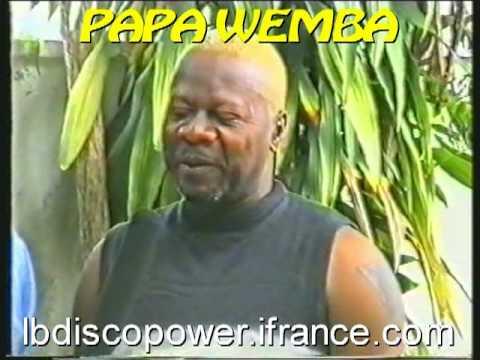 PAPA WEMBA Parle à coeur ouvert(KOFFI OLOMIDE - LITA BEMBO )