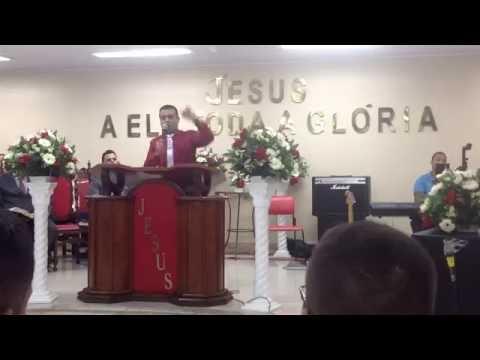 Assembleia de Deus da Mucuripe - Pr. Luis Fabiano