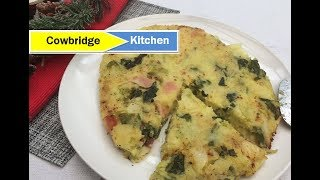 Bubble & Squeak , Fry-up with Mash and Cabbage