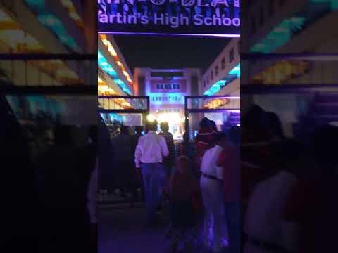 St martin high school fest