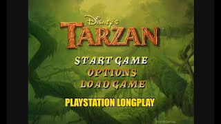 Disney's Tarzan | Playstation Longplay