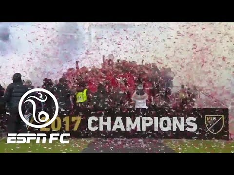Toronto FC defeat Seattle Sounders for 2017 MLS Cup, champions react to win | ESPN FC