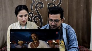 Pakistani React to Tanhaji: The Unsung Warrior - Official Trailer | Ajay D, Saif Ali K, Kajol |